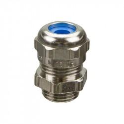 Metal EMC cable gland PFLITSCH blueglobe M16x1,5 - bg 216ms tri