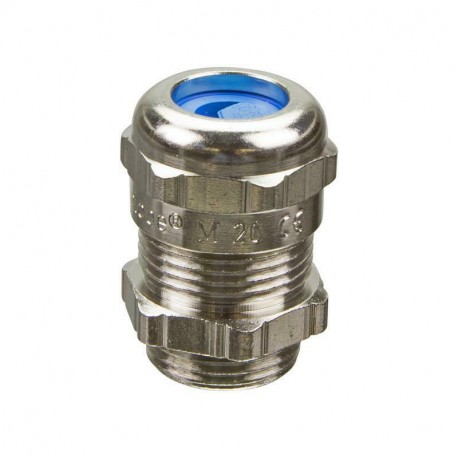 Metal EMC cable gland PFLITSCH blueglobe M20x1,5 - bg 220ms tri