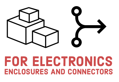 Enclosures and Connectors for Electronics